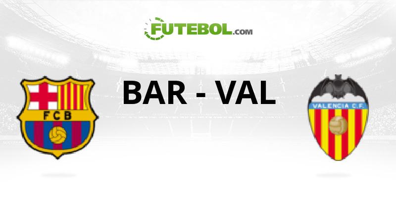 Barcelona valencia ao vivo
